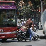 آغاز پویش «موتورسوار خوب» در منطقه ۲ تهران