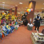 ویژه برنامه قصه گویی برای کودکان