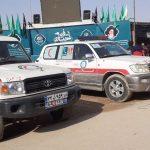 مجوز واردات ۹۰۰ خودروی امدادی برای هلال احمر