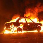 آتش زدن خودرو برای انتقام
