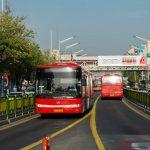 برنامه های توسعه حمل و نقل عمومی در پایتخت