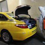 ضدعفونی ۲ هزار دستگاه تاکسی و اتوبوس