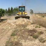 احداث بوستان در محله کم برخوردار گرگان