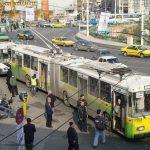 اتوبوسهای برقی در راه پایتخت