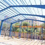 آغاز عملیات احداث سالن ورزشی صدر در منطقه ۳