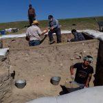 جزئیات کشف گور دخمه دوره اشکانی در بهشهر