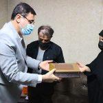 دیدار رئیس بنیاد شهید با خانواده ایثارگران اهل سنت